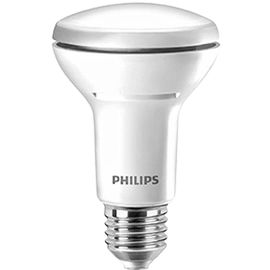 Philips Réfl. LED 60W (5.7W)E27 dim.bc