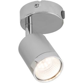 SPOT Melo argent/ chrome 1x4W LED