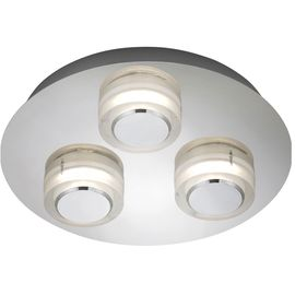 PLAF bain SURF chrome 3X5W LED