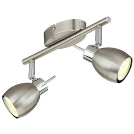 SPOT Cotido nickel 2x5W LED