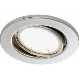 EBSP chrom 6.8W LED GU10 D:8.6CM 3er Set