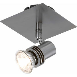 SPOT Calisto nickel 1x6W LED