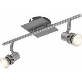SPOT Calisto nickel 2x6W LED