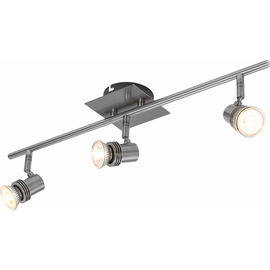 SPOT Calisto nickel 3x6W LED