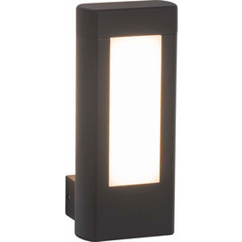 LAMP. EXT. APPL Sury anthrac. 2x4.5W LED