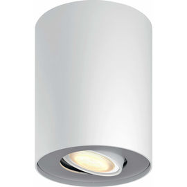 Spot Philips Hue Pillar weiss GU10 LED