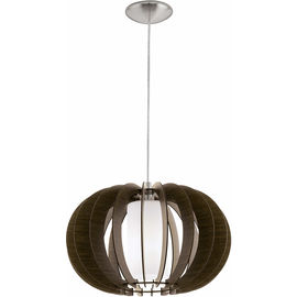 EGLO suspension brun STELLATO 3