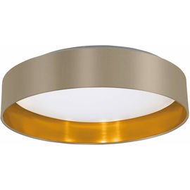 DL Maserlo taupe-gold 16W LED