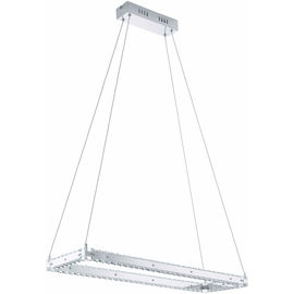 SUSP. Varrazo chrome-clarie 17W LED