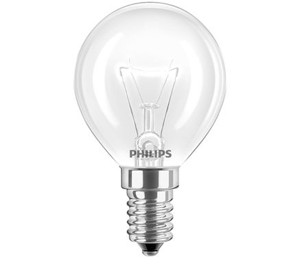 Philips  Backofenlampe P45 40W E14 300°