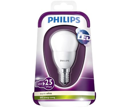 Philips Kugel LED 25W(2.2W)E14 n.d.matt