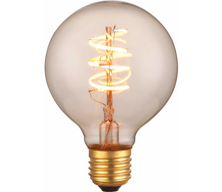 LED Vintage Mini-Globe 2W E27 D:8cm