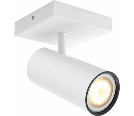 Philips Hue LED Spot Buratto 1 fiamma 5046131P8, 250lm, bianco, Extension