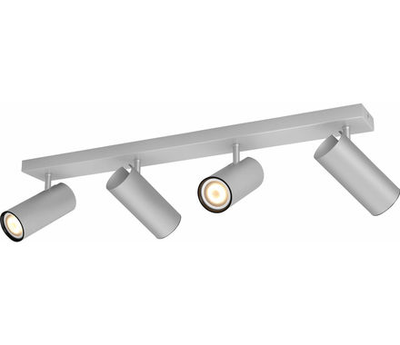 Philips Buratto spot alu 4x5.5W LED