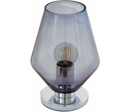 EGLO lampe de table verre fumé MURMILLO