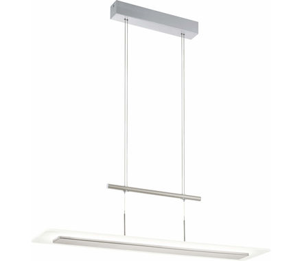 EGLO suspension nickel mate MANRESA