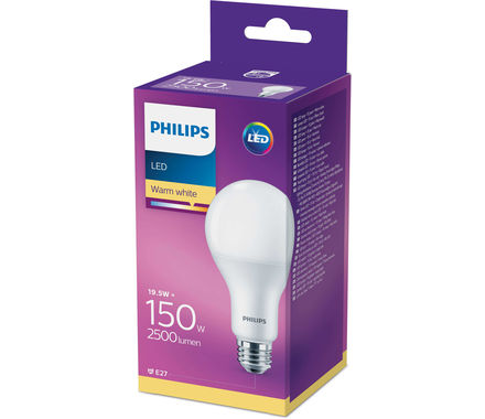 Philips LED 19.5W (150W) E27