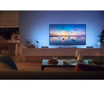 Philips Hue Play Lightbar weiss 6.6W