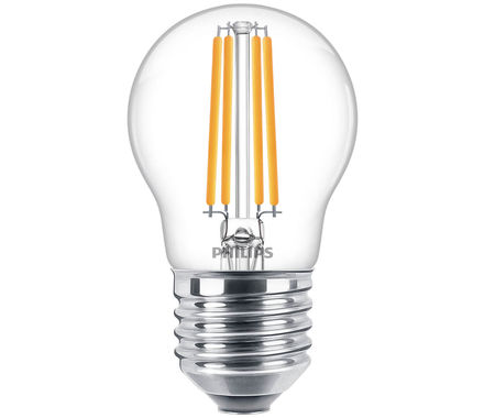 Philips LED Classic Sphériq.6.5W,60W,E27