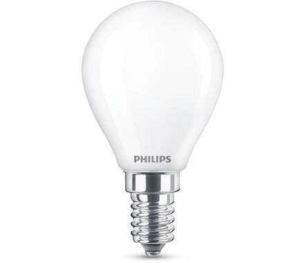 Philips LED Classic Sferica 6.5W,60W,E14