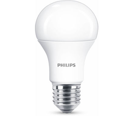Philips LED 75W E27 dimmbar matt ww