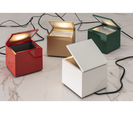 Lampe de table Cuboled