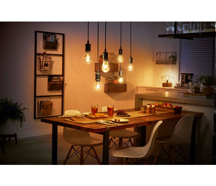 Philips Hue Filament White E27 7W 550lm