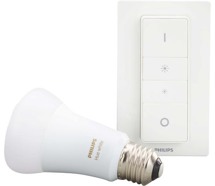 Philips Hue White E27 Wireless.Dimming Kit 806lm interruttore dimmer