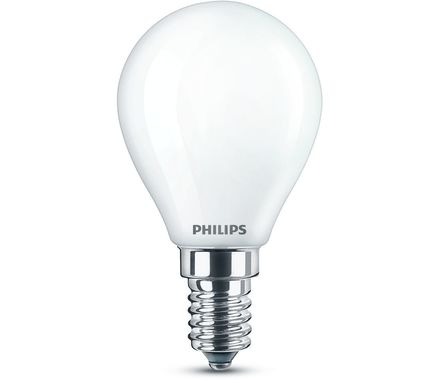 Philips LED Kugel E14 (4.3W) 40W