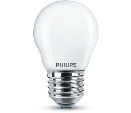 Philips LED Kugel E27 (6.5W) 60W