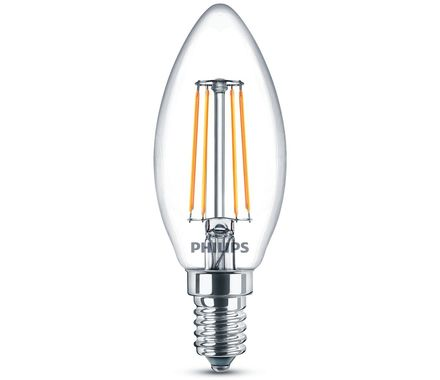 Philips LED Bougie E14 (4.3W) 40W Trio