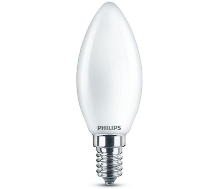 Philips LED Bougie E14 (6.5W) 60W