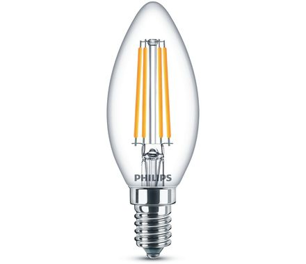 Philips LED Candela E14 (6.5W) 60W