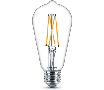 Philips LED Goccia E27 (7W) 60W