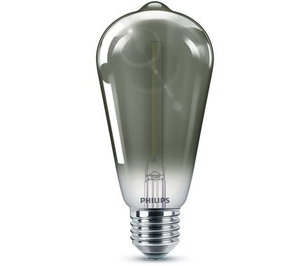 Philips LED Ampoule E27 (2.3W) 11W smoky