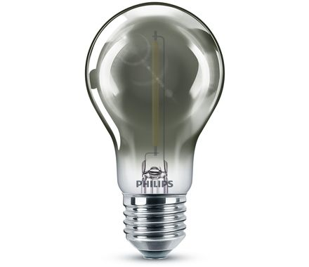 Philips LED Goccia E27 (2.3W) 11W smoky
