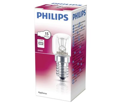 Philips lampe a four15W E14 300°