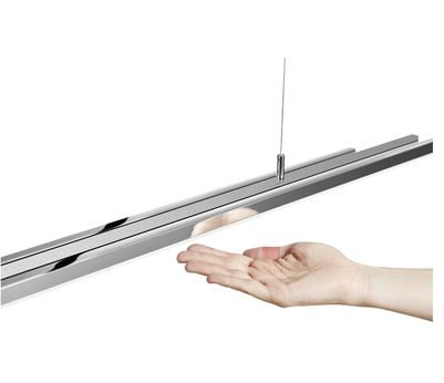 SOSP L-lightLINE nickel 60W LED