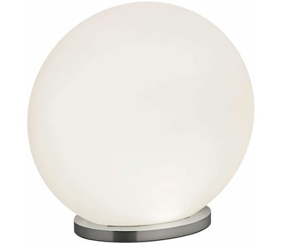 LDT Hermi chrome verre blanc 6W LED