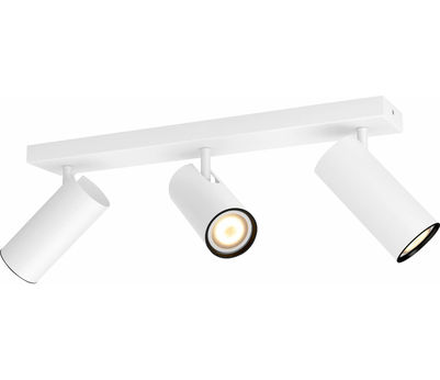 Philips Buratto spot weiss 3x5.5W LED