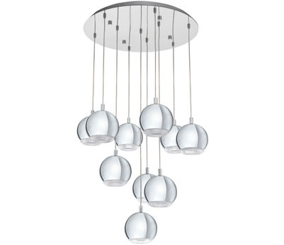EGLO suspension chrome/ claire CONESSA