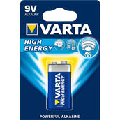 Varta Longlife Power batteria 9V 1 pz.