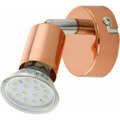 SPOT Buzz-Copper cuivre 3W GU10-LED